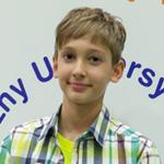 Najlepszy student VIII edycji EUD w Katowicach: Hubert Suchecki