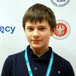 Najlepszy student X edycji EUD w Warszawie: Kostek Kraszewski