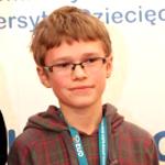 Najlepszy student VII edycji EUD w Białymstoku: Maciej Naumowicz